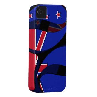 New Zealand #1 iPhone 4 Case-Mate Case