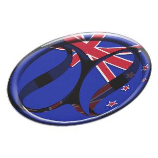 New Zealand #1 Plate