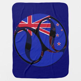 New Zealand #1 Swaddle Blanket