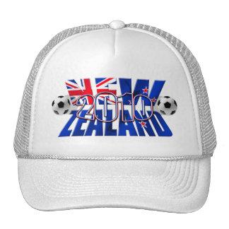 New Zealand 2010 soccer ball Trucker Hat