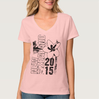 New Zealand 2015 Women's T-Shirt