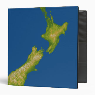 New Zealand 2 3 Ring Binder