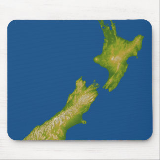 New Zealand 2 Mouse Pad