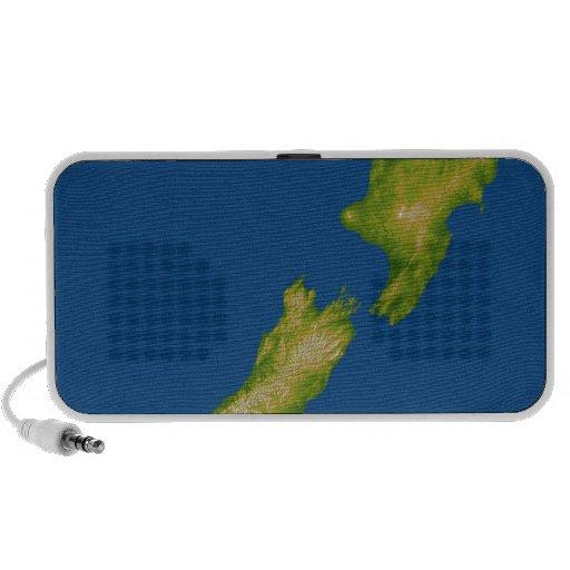 New Zealand 2 Notebook Speakers