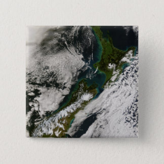 New Zealand 3 Pinback Button