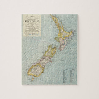 New Zealand 4 Jigsaw Puzzle