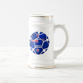 New Zealand All whites soccer ball gifts 2010 Gear Beer Stein