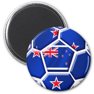 New Zealand All whites soccer ball gifts 2010 Gear Magnet
