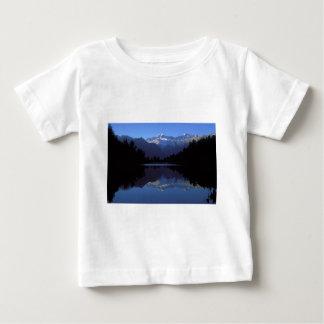New Zealand Alps Baby T-Shirt