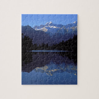 New Zealand Alps Jigsaw Puzzle