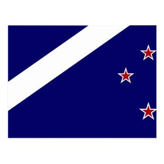 New Zealand (Alternative), New Zealand flag Postcard