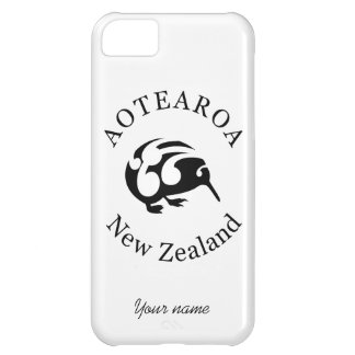 New Zealand Aotearoa KIWI Cover For iPhone 5C