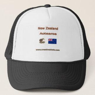 New Zealand Aotearoa Trucker Hat