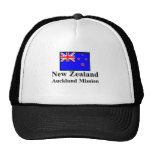 New Zealand Auckland Mission Hat