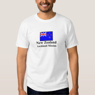 New Zealand Auckland Mission T-Shirt