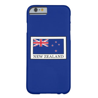 New Zealand Barely There iPhone 6 Case