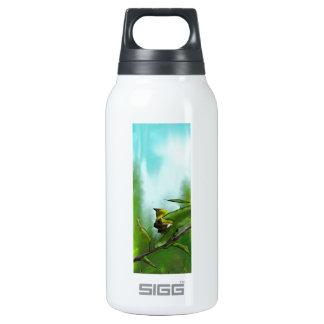 New Zealand Bellbird Insulated Water Bottle