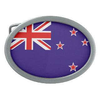 New Zealand Belt Buckle