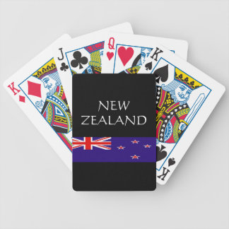 New Zealand Bicycle Playing Cards