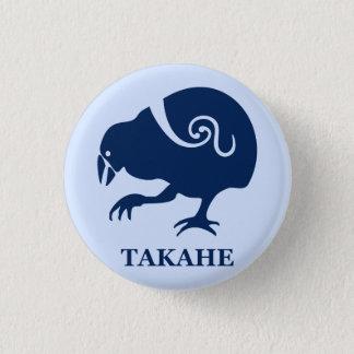 New Zealand bird TAKAHE Pinback Button
