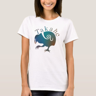 New Zealand Bird TAKAHE T-Shirt