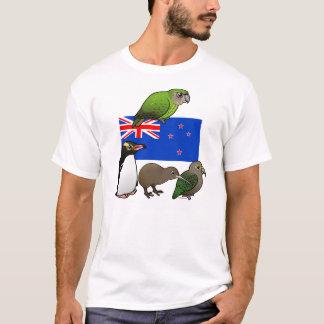 New Zealand Birdorables T-Shirt
