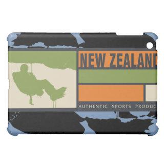 New Zealand Black iPad Mini Case