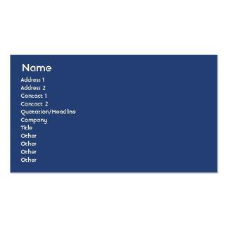 New Zealand - Business Business Card