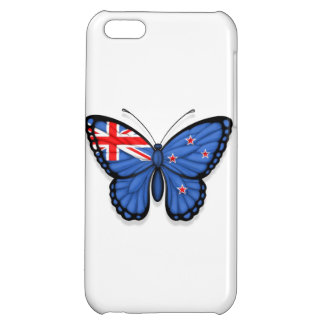 New Zealand Butterfly Flag Cover For iPhone 5C