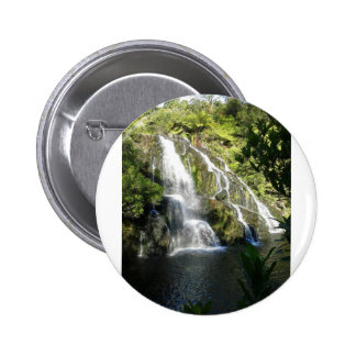 New Zealand by Nature Pinback Button