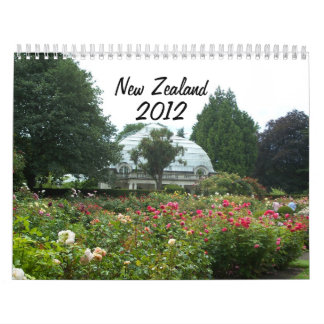 New Zealand Calender Calendars