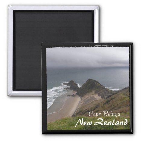New Zealand, Cape Reinga - END (Magnet)