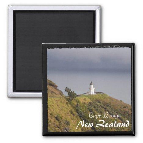 New Zealand, Cape Reinga Lighthouse (Magnet)