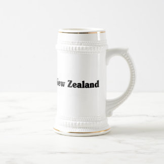 New Zealand Classic Style Beer Stein
