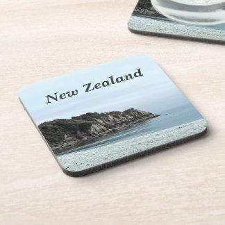 New Zealand Coast Beverage Coaster