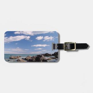 New Zealand Coast Travel Bag Tag