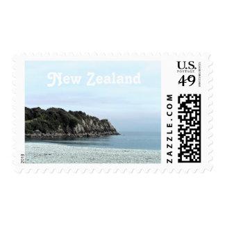 New Zealand Coast Stamps