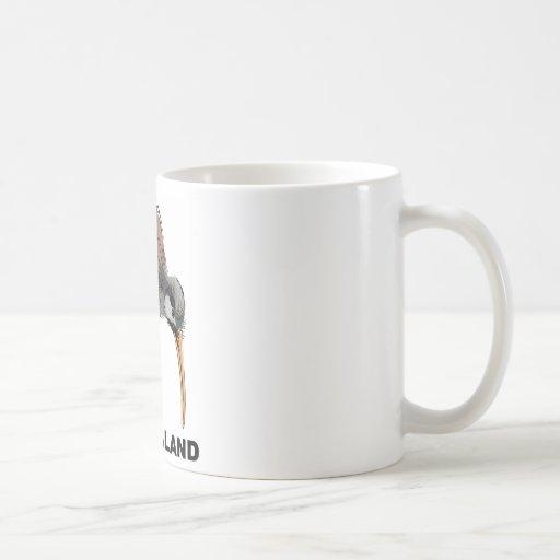 New Zealand Coffee Mugs