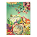 New Zealand collage 13 Cm X 18 Cm Invitation Card