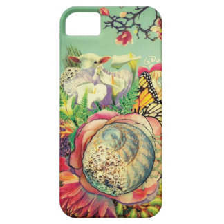 New Zealand collage iPhone SE/5/5s Case