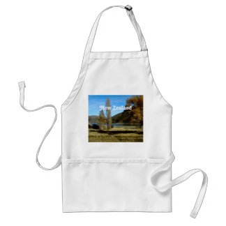New Zealand Countryside Adult Apron