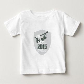 New Zealand Cricket 2015 World Champions Shield Tshirts
