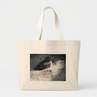 New Zealand Dotterel Large Tote Bag