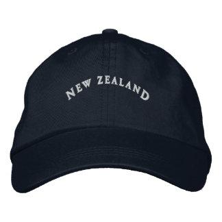 New Zealand embroidered cap Baseball Cap