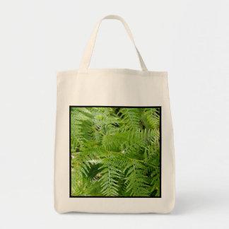 New Zealand Fern Tote Bag
