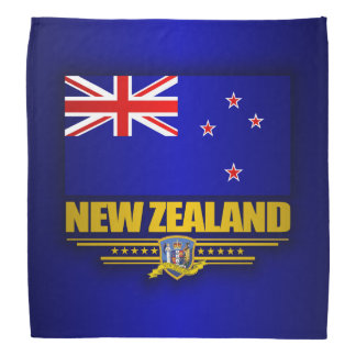 New Zealand Flag Bandana