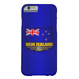 New Zealand Flag Barely There iPhone 6 Case