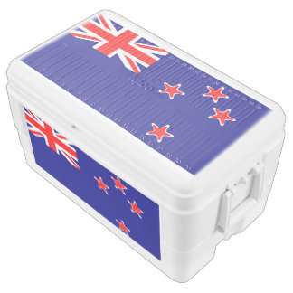 New Zealand Flag Chest Cooler