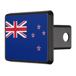 New Zealand Flag Hitch Cover