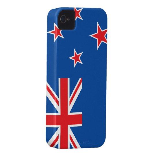 New Zealand flag iphone 4 casemate case